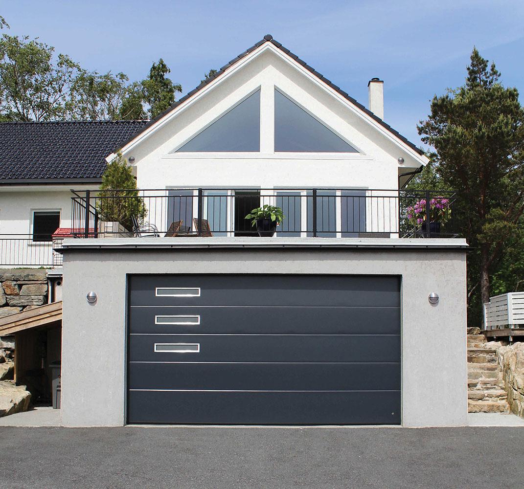 top security garage